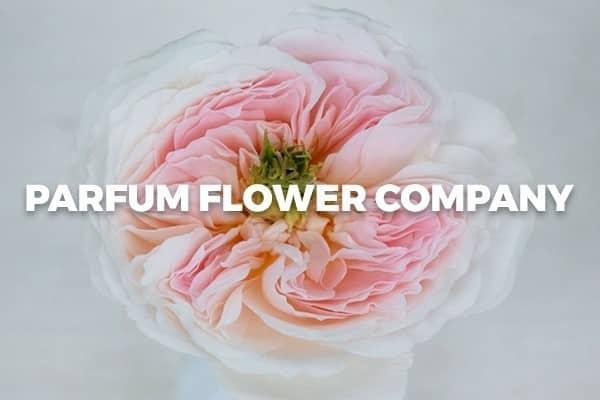 Lees het artikel over onze samenwerking met Parfum Flower Company