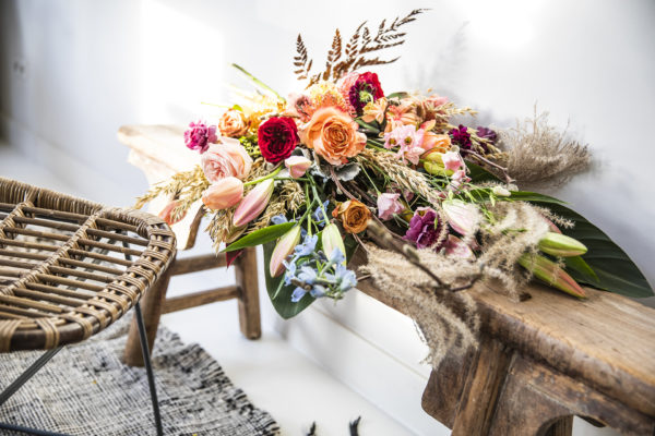 Online bloemengroothandel
